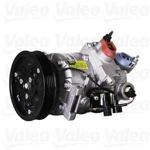 For Volvo S60 S80 V70 XC60 XC70 2007-2013 L6 A/C Compressor 813271 Valeo / Zexel