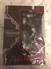 Hot Toys Iron Man 3 War machine 1:4 Bust Brand New US Seller