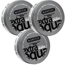 MORFOSE OSSION EXTRA ULTRA AQUA HAIR GEL WAX BUBBLEGUM SCENT 175ML (3 PCS OFFER)