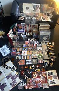 Einmalige Marc Bolan T-Rex Sammlung org. Fotos 100 LPs 100 Singles Pictures Cds