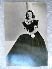 Postcard- DEANNA DURBIN, Canadian Born American Actress & Singer