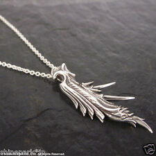 Square Enix Official Final Fantasy Vii Silver Pendant Sephiroth New!