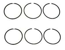 Set of 2 For Mercedes Benz W201 190E Engine Piston Ring Set Schoettle 0020305424