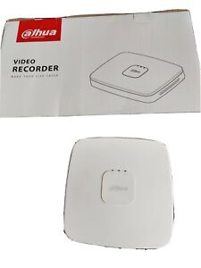 Video Überwachungsrecorder Dahua DHI-NVR4104-P-4KS2 mit 2 TB Speicher