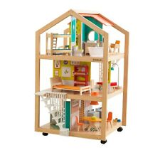 So Stylish Mansion Dollhouse with Furniture & 42 Piece Accessory Set by KidKraft