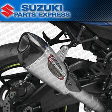 2017 SUZUKI GSX-R GSXR 1000 YOSHIMURA ALPHA T STAINLESS SLIP ON EXHAUST MUFFLER