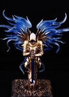 "12""/30cm Diablo 3 Archangel Tyrael Figurine Action Figure Statue Collectible New"