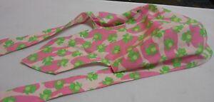 Margie's Doo-rags, Skullcaps  Pink with Green Frogs