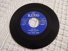 LITTLE WILLIE JOHN SPRING FEVER/FLAMINGO  KING 5503 M-