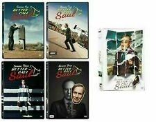 BETTER CALL SAUL : COMPLETE SERIES 1-5 (DVD)  NEW, USA SELLER,FAST SHIPPING