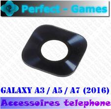 Samsung galaxy A3 A5 A7 2016 back camera glass lens vitre cache camera arrière