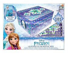 NEW Disney Frozen Glittery Glam Jewelry Box