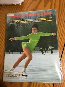 FM4-54 Sports Illustrated Magazine 2-19-1968 PEGGY FLEMING SKATER