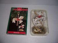 1992 Hallmark Keepsake Ornament Tobin Fraley Carousel Collector's Series NEW