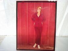 STEFANIE POWERS GLAMOUR PORTRAIT 7 color TRANSPARENCY/SLIDE ORIGINAL movie photo