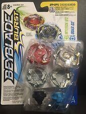 Beyblade Burst Dual Pack Of 2 - Wyvron W2 & Odax 02