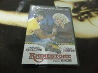 Rhinestone DVD 1984 Sylvester Stallone Dolly Parton Bob Clark Precintado nuevo