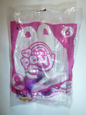 Rarity My Little Pony Happy Meal 2014 MLP brushable figure toy promo cute NEW!