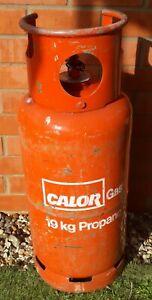 Calor Gas Bottle Propane 19kg Empty