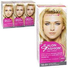 Salon Fashion Permanent Hair Colour 10.01 | Extra Light Natural Blonde |