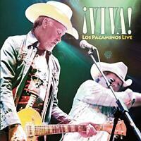 LOS PACAMINOS - VIVA LIVE [CD]