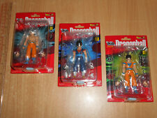 Bandai DragonBall Shodo Neo 6 Son Goku Vegetto Gohan Figure Set of 3pcs 2018