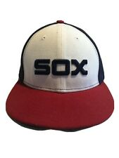 Chicago White Sox Fitted Hat - New Era - Classic Style - Size 7 1/8