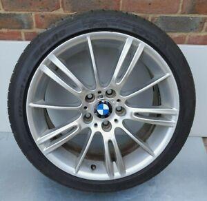 BMW 3 SERIES ALLOY WHEEL E92 M SPORT MV3 255/35/R18 GENUINE REAR