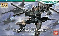 Bandai Hobby Gundam 00 #11 Over Flag Overflag HG 1/144 Model Kit USA Seller