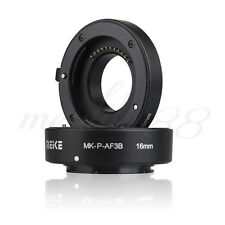 Meike MK-P-AF3B Auto Focus Macro Extension Tube Set Ring For Panasonic Lumix GH3