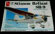 AMT STINSON RELIANT 1/48 SCALE SR-9 PLASTIC AIRPLANE MODEL KIT SEALED NEW