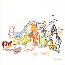 Crosby Stills Nash & Young - So Far [New CD] Portugal - Import