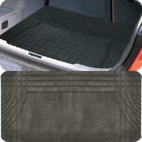Heavy Duty Waterproof Rear Boot Liner Lip Dirt Protector Pet Mat For Skoda