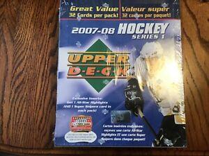 2007-08 Upper Deck Series 1 Magazine Fat Pack 32 Cards per pack Price rc?