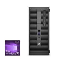 #3Jahre GEWL* HP 800 G2 TWR Intel Pentium VI-GEN 32GB 120 SSD DVD W10P
