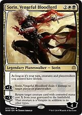 Sorin, Vengeful Bloodlord War of the Spark NM White Black Rare CARD ABUGames