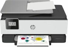 Hewlett Packard OfficeJet 8012 All-in-One Grau Drucker Tintenstrahldruck
