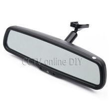 "4.3"" TFT LCD Car Rearview Mirror Monitor Kit with Special Bracket 2CH Video In"