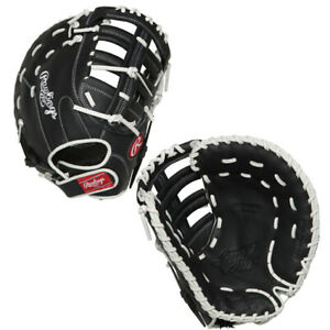 "Rawlings Shut Out Fastpitch Softball First Base Mitt 13"" - Throws Right and Left"