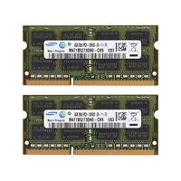 8GB (2x4GB) per Samsung 4GB di memoria per notebook 2Rx8 PC3-10600 DDR3 1333Mhz