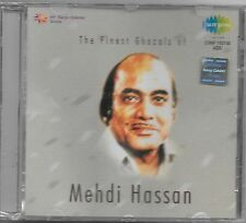 THE FINEST GHAZALS OF MEHDI HASSAN - NEW SOUND TRACK CD - FREE UK POST