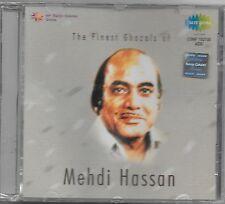 LOS MEJORES Ghazals de MEHDI Hassan - Nuevo Banda Sonora CD