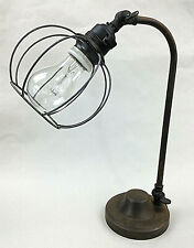 Art Deco Tischlampe Steampunk Leselampe Schreibtisch Lampe Leuchte Vintage