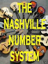 Nashville Number System DVD Guitar Lesson Video GET IT