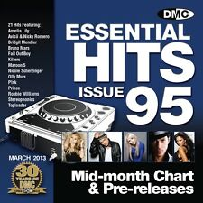 New DMC Essential Hits Voluime Issue 95 February 2013 Release