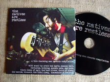 The Natives Are Restless - - CD DIGIPACK