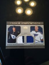 2005-06 UD Rookie Inspirations Dual Jsy #210 Winchester/ Tkachuk /999