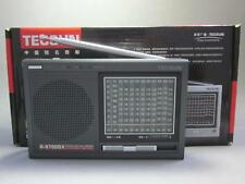 TECSUN R9700DX FM、MW、SW Dual Conversion WorldBand Radio(Black)