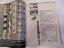 Salut les copains – N° 56 –mars 1967 -  Johnny Hallyday,  Hugues Aufray, Alain D