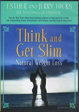 Abraham-Hicks Esther 2 DVDs Think And Get Slim - NEW